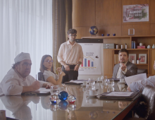 Pizza Hut – Virgen Films mexico